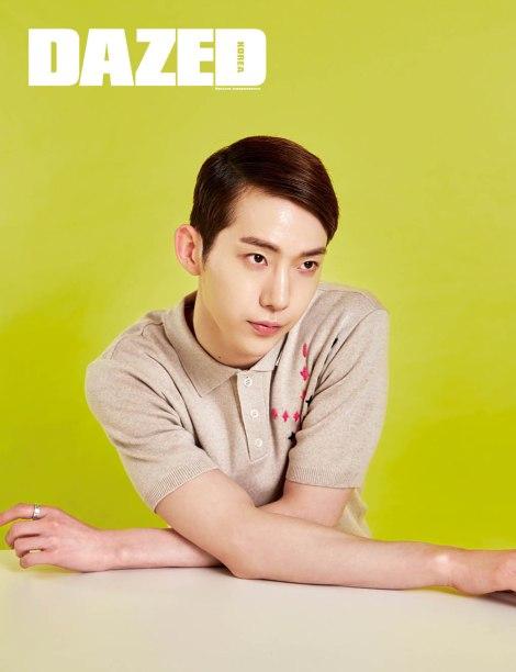 Jo Kwon for Magazine Majalah DAZED & CONFUSED (2)