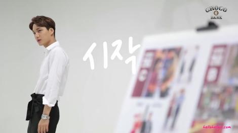 Kai EXO CF Choco Bank (1)