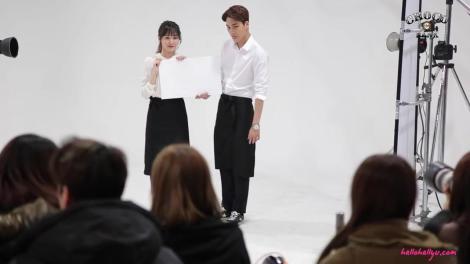 Kai EXO CF Choco Bank (3)