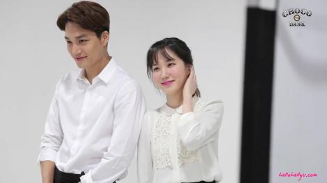 Kai EXO CF Choco Bank (4)