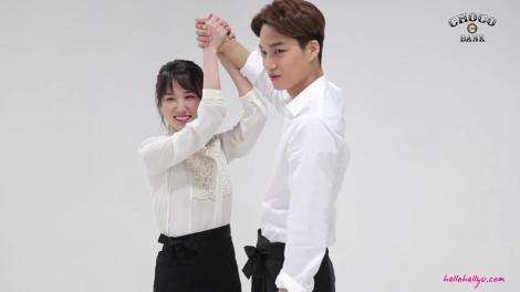 Kai EXO CF Choco Bank (5)