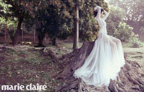 Kim Ha-neul for Marie Claire March 2016 (1)