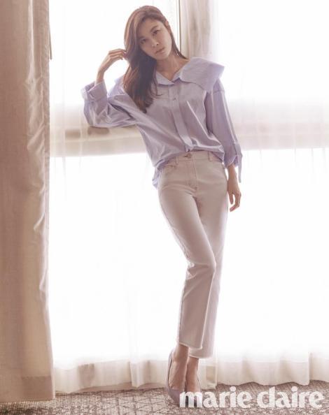 Kim Ha-neul for Marie Claire March 2016 (4)