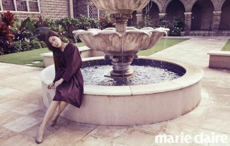 Kim Ha-neul for Marie Claire March 2016 (6)