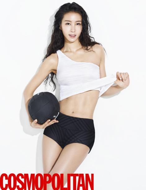 Kim Jung Min for COSMOPOLITAN March 2016 (1)