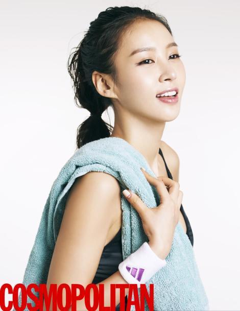 Kim Jung Min for COSMOPOLITAN March 2016 (4)