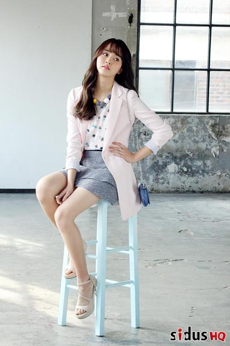 Kim So-hyun for Pictorial SOUP (2)