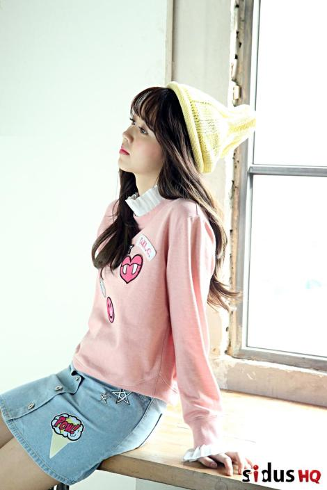 Kim So-hyun for Pictorial SOUP (6)