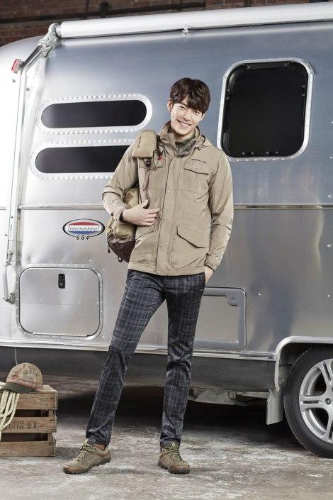 Kim Woo Bin for Merrell Korea 2016  (3)