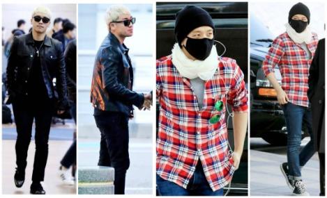 Kumpulan Foto Seungri BIG BANG dalam Airport (12)