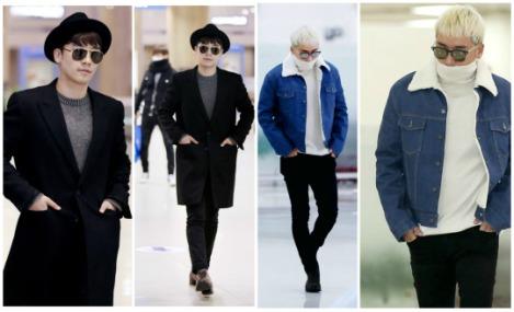 Kumpulan Foto Seungri BIG BANG dalam Airport (9)