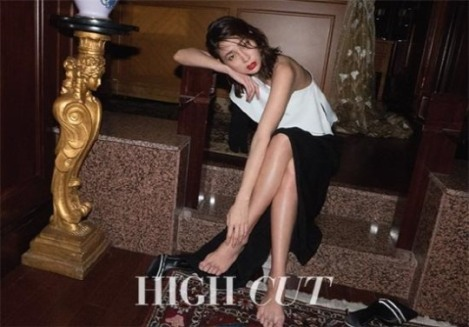 Lee Min-jung for HIGH CUT February (3)