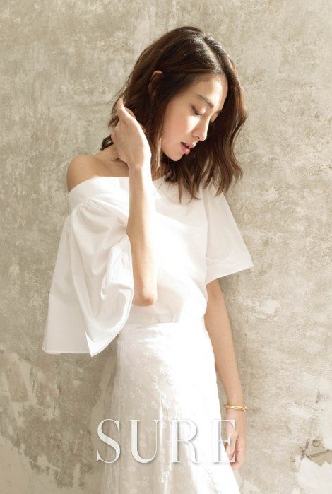 Lee Min Jung for March SURE Magazine (1)