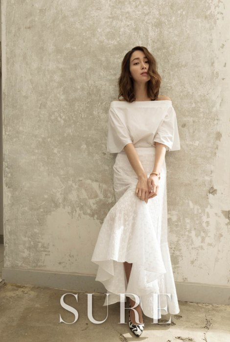 Lee Min Jung for March SURE Magazine (3)