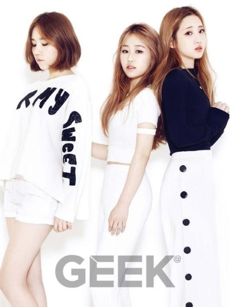 Lovelyz for Geek Magazine March 2016 (1)