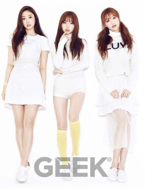 Lovelyz for Geek Magazine March 2016 (2)
