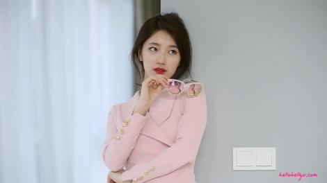miss A's Suzy for  CARIN Behind-the-scenes (4)