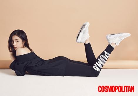 Shin Se Kyung for Cosmopolitan March 2016 (1)