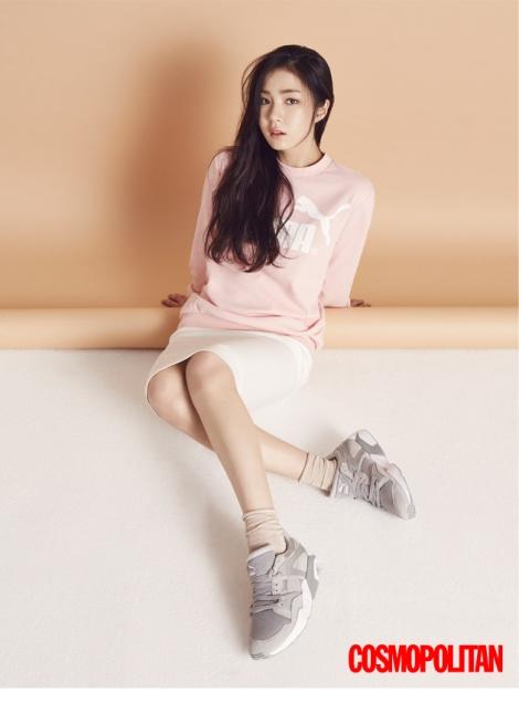 Shin Se Kyung for Cosmopolitan March 2016 (3)