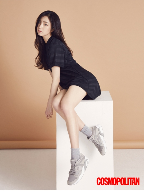 Shin Se Kyung for Cosmopolitan March 2016 (4)