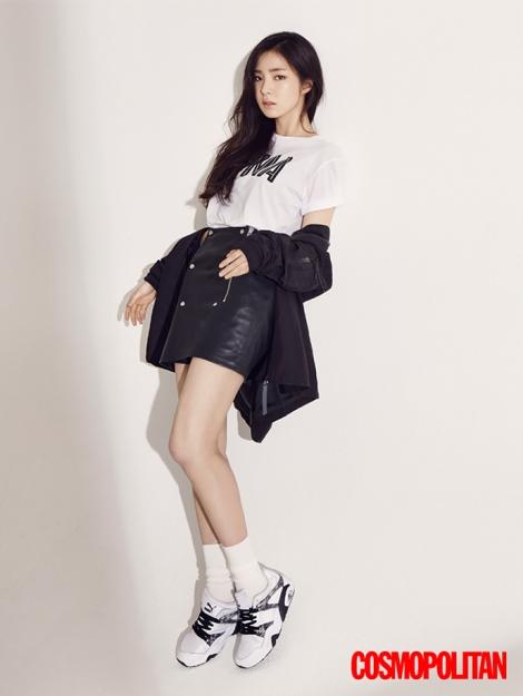 Shin Se Kyung for Cosmopolitan March 2016 (6)