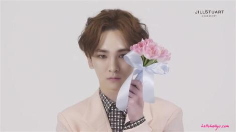 SHINee's Key for JILL STUART (4)