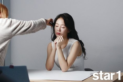 SISTAR's Soyou for @ star1 Magazine March 2016 (4)