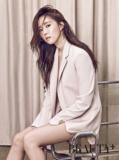 T-ara's Hyomin for Beauty+ March 2016 (4)