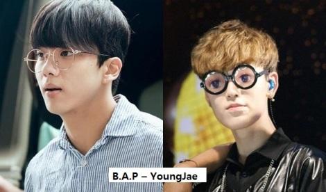 YoungJae dari Boygroup B.A.P