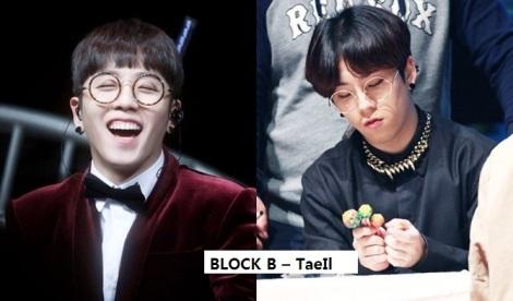 TaeIl, anggota kelompok BLOCK B