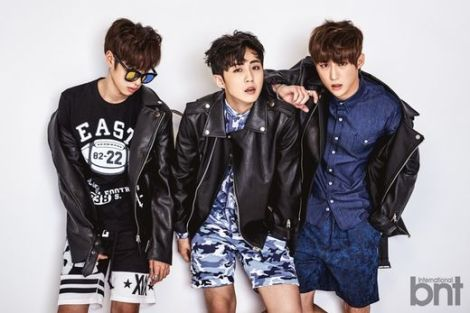 Boygroup A-JAX for bnt international June 2016 (2)