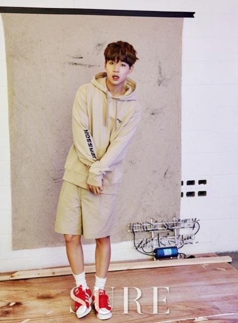 Henry Lau Super Junior for Sure Magazine June Issue (3)
