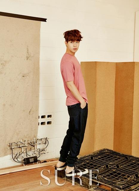 Henry Lau Super Junior for Sure Magazine June Issue (4)
