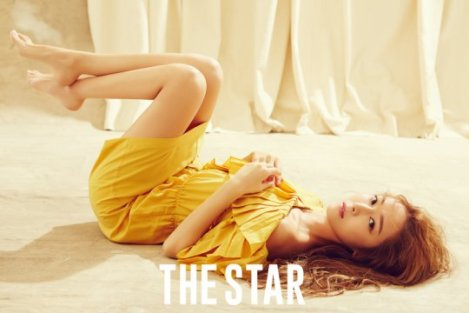 Jessica Jung Photoshoot for Magazine THE STAR June Issue 2016 (1)