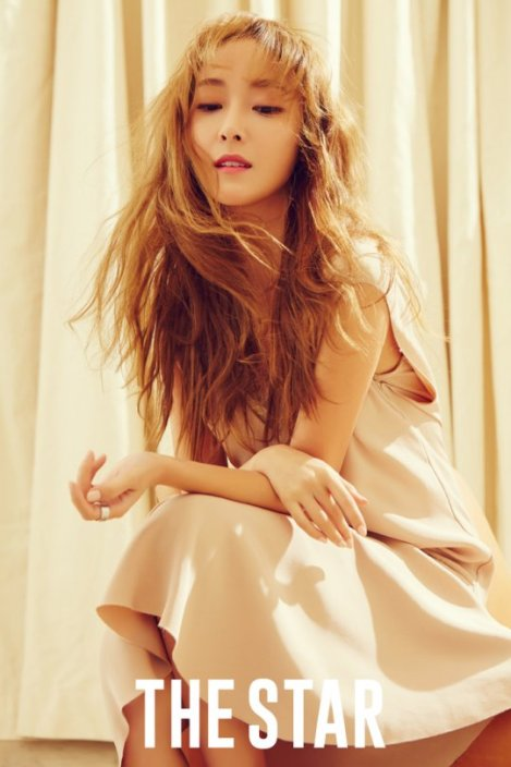 Jessica Jung Photoshoot for Magazine THE STAR June Issue 2016 (3)