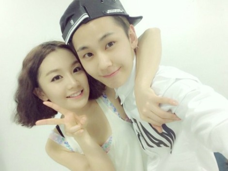 Joo and Ilhoon (BTOB)2