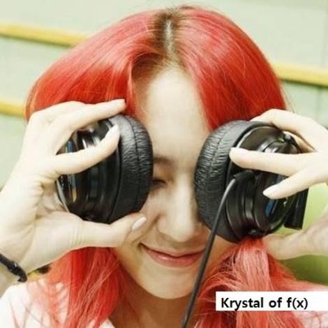 Krystal f(x)