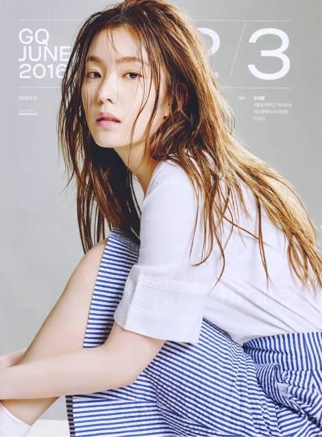 Red Velvet's IRENE for Photohsoot Magazine GQ June Issue 2016 (2)