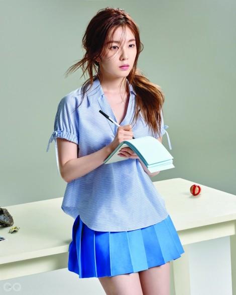 Red Velvet's IRENE for Photohsoot Magazine GQ June Issue 2016 (3)