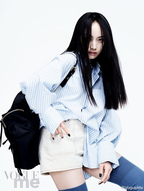 Victoria f(x) for Magazine Vogue Me China June Issue 2016 (7)