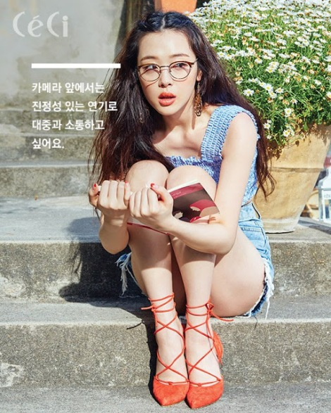 Choi Sulli for CECI July Issue 2016 (2)