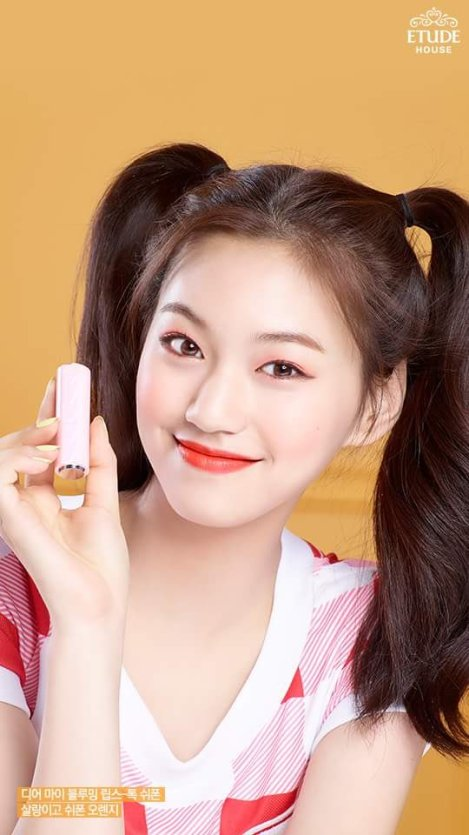 I.O.I Pose For Pictorial ETUDE House 2016 (3)