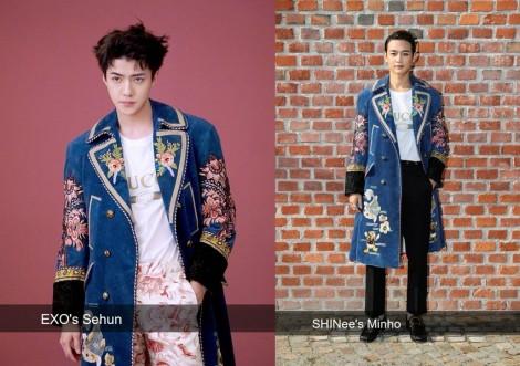 [POLLING] Sehun EXO VS Minho SHINee, Siapa Paling Menawan