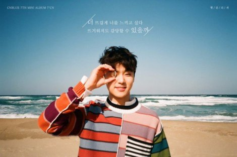 Yonghwa dan Minhyuk CNBLUE Rilis Gambar Teaser Album '7ºCN'
