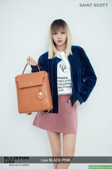 Fakta Menarik Lisa Black Pink Anggota Dari Thailand Hallo Hallyu